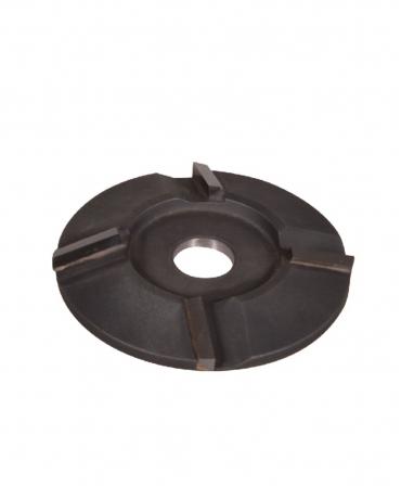 Disc trimaj ongloane 110 mm, inchis, cu patru lame, agresiv, KVK Z4, produs