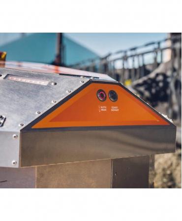 Robot de impins furaje BouMatic Ranger, detalii