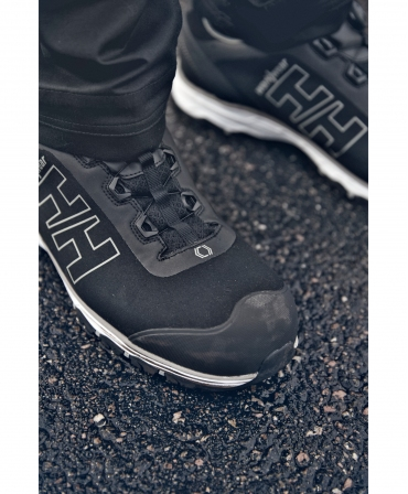 Pantofi protectie Helly Hansen Chelsea Evolution BOA Wide, S3, negru/gri, incaltati, de sus