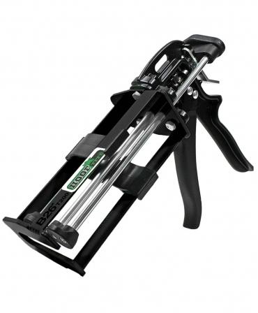 Pistol aplicare adeziv ongloane bicomponent Hoof-Tite pentru cartusele de 200 si 210 ml, unghi