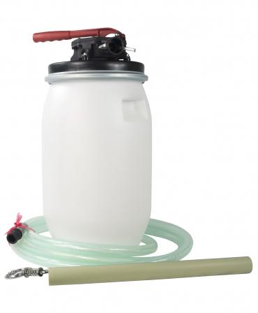 Bidon drench vaci, cu accesorii, Holland Animal Care, 25 litri, pompa manuala