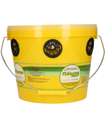 Galeata capcana insecte, Flybuster, 6 l