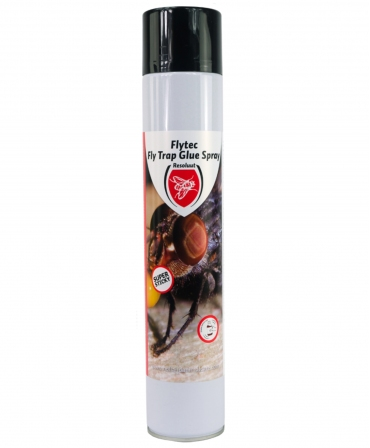 Spray adeziv capcane insecte, Flytec, tub 750 ml