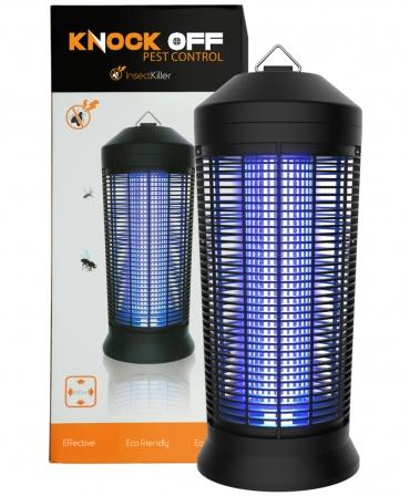 Lampa UV anti-insecte, tip felinar, 36 W, Knock Off