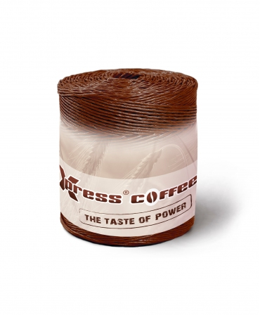 Sfoara balotat Zill Xpress coffee, set 2 role, 20 kg, 2200 m