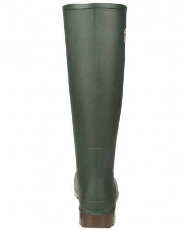 Cizme protectie Bekina Litefield, O4, verde/maro, din spate