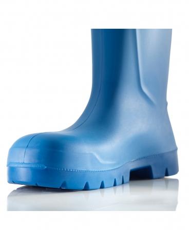 Cizme protectie Bekina Steplite EasyGrip, S4, albastru/albastru, talpa din unghi