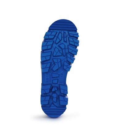 Cizme protectie Bekina StepliteX ThermoProtec, S5, portocaliu/albastru, talpa