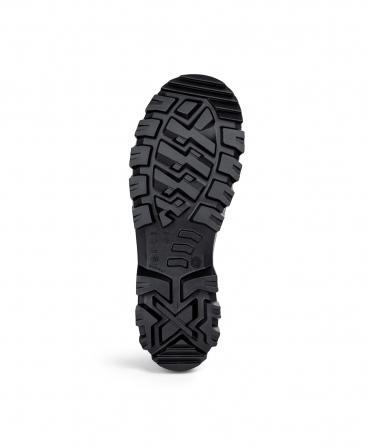Cizme protectie Bekina RigliteX SolidGrip, S5, imblanite, maro/negru, talpa
