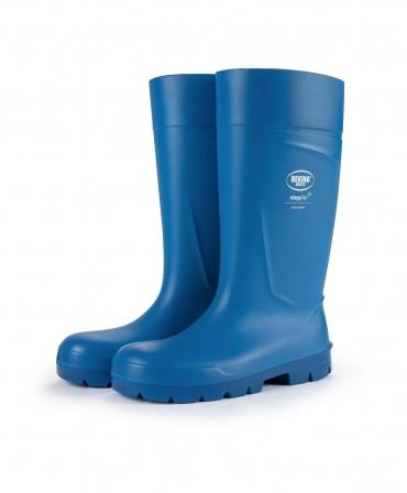 Cizme protectie Bekina Steplite EasyGrip, S4, albastru/albastru, profil