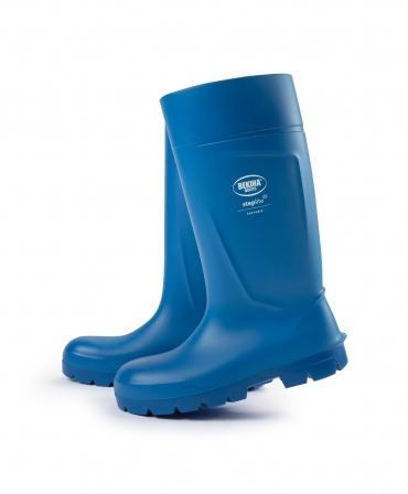 Cizme protectie Bekina Steplite EasyGrip, S4, albastru/albastru, lateral