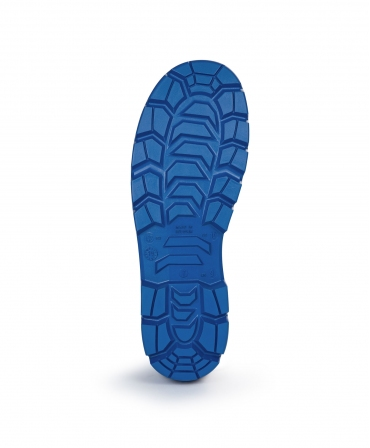 Cizme protectie Bekina Steplite EasyGrip, S4, albastru/albastru, talpa
