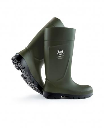 Cizme protectie Bekina Steplite EasyGrip, S4, verde/negru