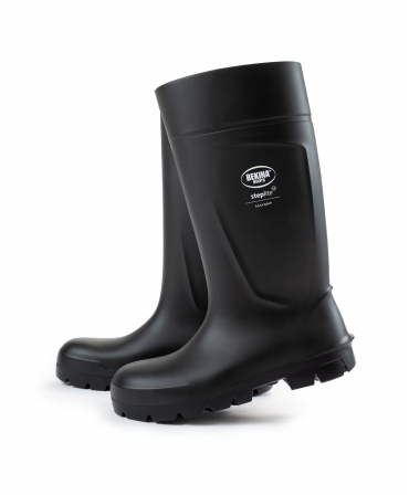 Cizme protectie Bekina Steplite EasyGrip, S5, negru/negru, lateral
