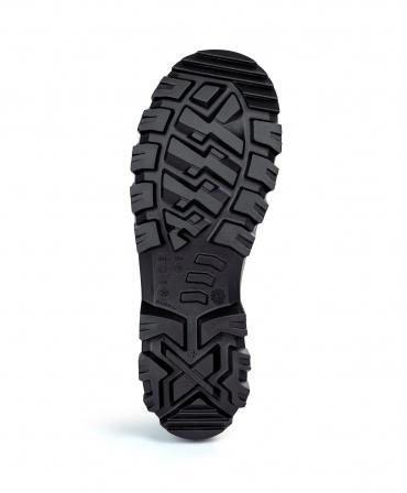 Cizme protectie Bekina StepliteX SolidGrip, S5, negru/negru, talpa
