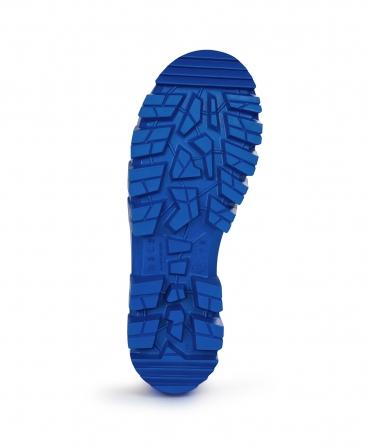 Cizme protectie Bekina StepliteX ThermoProtec, S4, alb/albastru, talpa