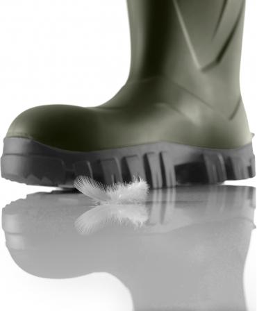 Cizme protectie Bekina StepliteX ThermoProtec, S5, verde/antracit, pana