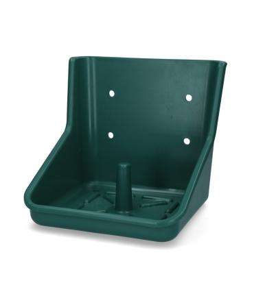 Suport plastic bloc minerale 10 kg, Vplast, verde