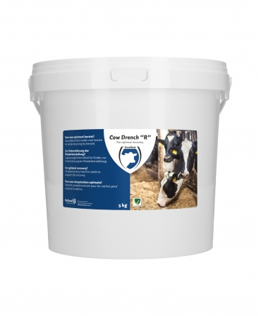 Bautura drench pentru vacile operate, Excellent Cow Drench R, galeata 5 kg