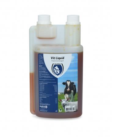 Bautura cu multivitamine pentru animale, Excellent Vit Liquid, flacon 1 litru