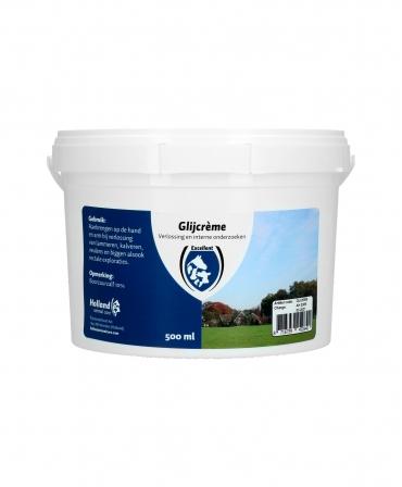 Crema lubrifianta de uz veterinar, Excellent Lubricating Cream, galeata 500 ml