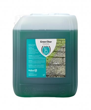 Detergent suprafete, Excellent Green Clear, bidon 5 litri