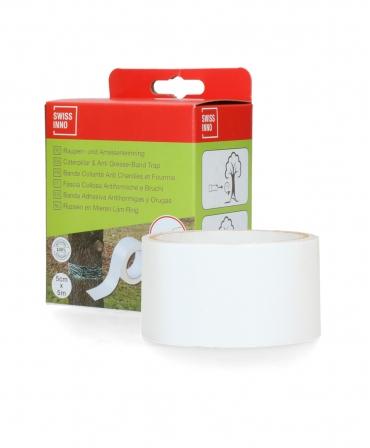 Banda adeziva de protectie a copacilor impotriva insectelor, Swissinno, langa cutie
