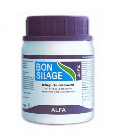 Inoculant pentru silozuri de lucerna si trifoi, Schaumann Bonsilage Alfa, cutie 100 g