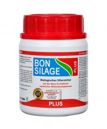 Inoculant pentru silozuri cu SU mai mare de 35%, Schaumann Bonsilage Plus, cutie 100 g
