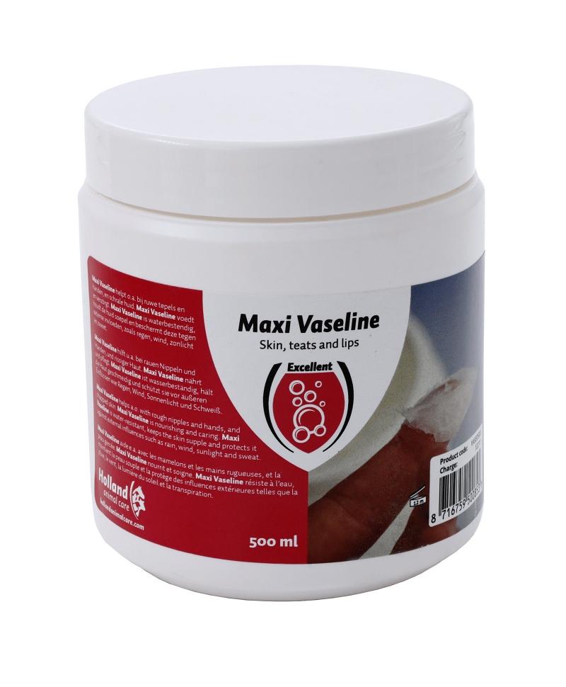 Crema pentru ingrijirea pielii, Excellent Maxi Vaseline, cutie 500 ml