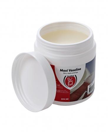 Crema pentru ingrijirea pielii, Excellent Maxi Vaseline, cutie deschisa