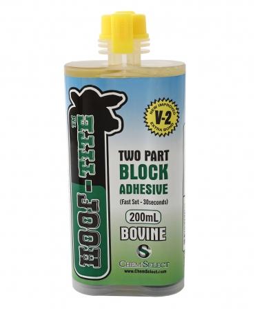Adeziv ongloane Hoof-Tite MaxMix, cartus 200 ml