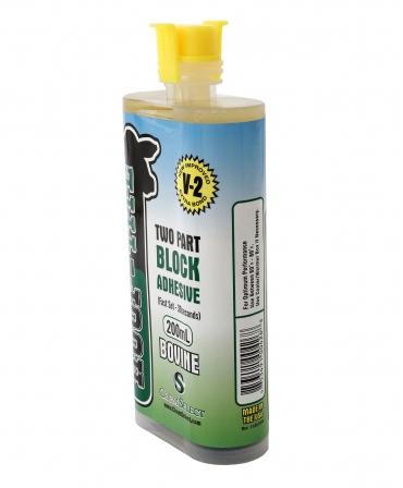 Adeziv ongloane Hoof-Tite MaxMix, cartus 200 ml, din unghi