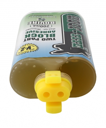 Adeziv ongloane Hoof-Tite MaxMix, cartus 200 ml, capac
