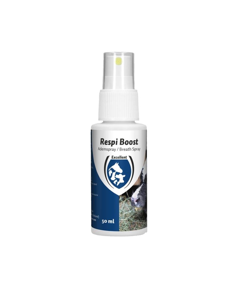 Spray respiratie pentru vitei, Excellent Respi Boost