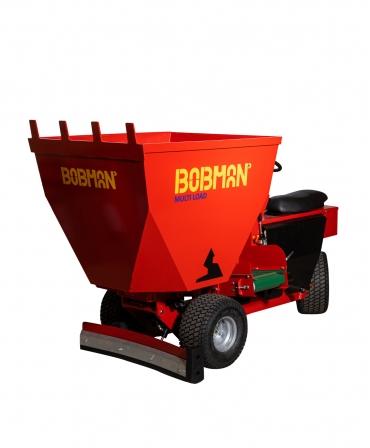 Echipament multifunctional pentru intretinerea cusetelor, Bobman Multiload, 3WD