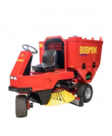 Echipament multifunctional pentru intretinerea cusetelor, Bobman Powerlead, diesel, 3WD